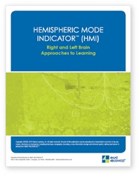 Hemispheric Mode Indicator (Pack of 25)